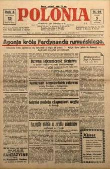 Polonia, 1927, R. 4, nr 94