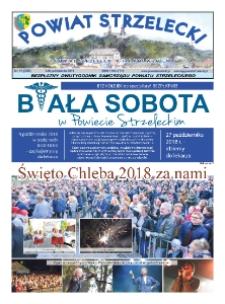 Powiat Strzelecki : bezpłatny dwutygodnik samorządu powiatu strzeleckiego 2018, nr 18 (356).