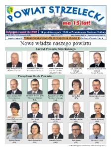 Powiat Strzelecki : bezpłatny dwutygodnik samorządu powiatu strzeleckiego 2018, nr 23 (361).