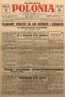 Polonia, 1927, R. 4, nr 113