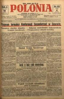 Polonia, 1927, R. 4, nr 121