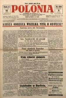 Polonia, 1927, R. 4, nr 126
