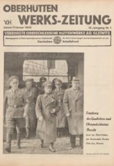 Oberhütten-Werks-Zeitung, 1942, Jg. 16, Nr. 1