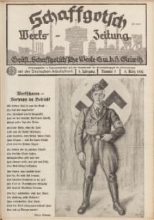 Schaffgotsch Werks-Zeitung, 1937, Jg. 5, Nr. 5
