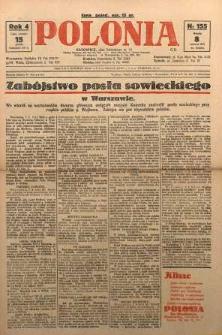 Polonia, 1927, R. 4, nr 155