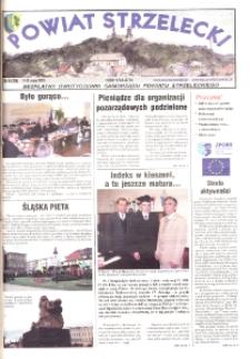 Powiat Strzelecki : bezpłatny dwutygodnik samorządu powiatu strzeleckiego 2005, nr 9 (35).