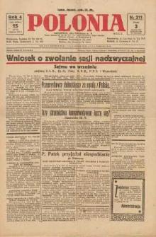 Polonia, 1927, R. 4, nr 211