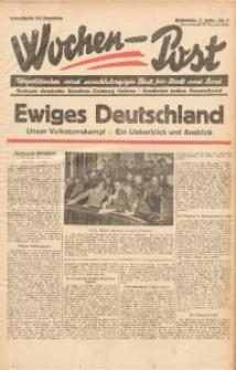 Wochen-Post, 1935, Jg. 7, Nr. 2