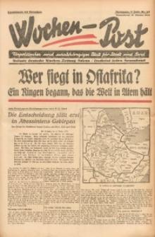Wochen-Post, 1935, Jg. 7, Nr. 41