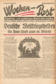 Wochen-Post, 1935, Jg. 7, Nr. 52