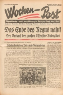 Wochen-Post, 1936, Jg. 8, Nr. 16