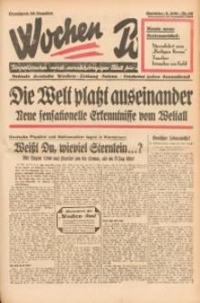 Wochen-Post, 1936, Jg. 8, Nr. 39