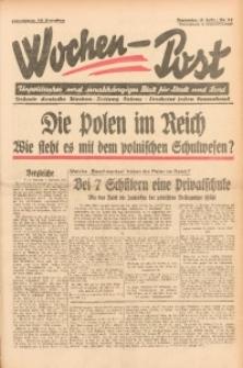 Wochen-Post, 1937, Jg. 9, Nr. 37