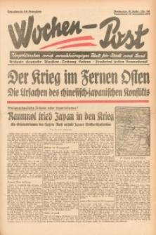 Wochen-Post, 1937, Jg. 9, Nr. 39