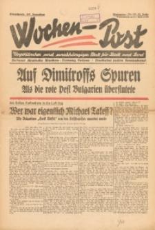 Wochen-Post, 1939, Jg. 11, Nr. 13