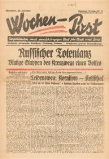 Wochen-Post, 1939, Jg. 11, Nr. 19