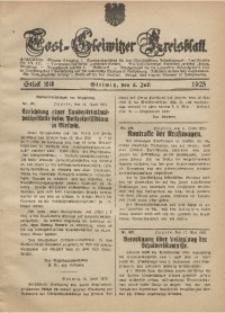 Tost-Gleiwitzer Kreisblatt, 1925, St. 23