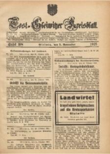 Tost-Gleiwitzer Kreisblatt, 1925, St. 38