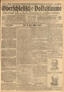 Oberschlesische Volksstimme, 1912, Jg. 39, Nr.13
