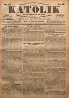 Katolik, 1909, R. 42, nr 32