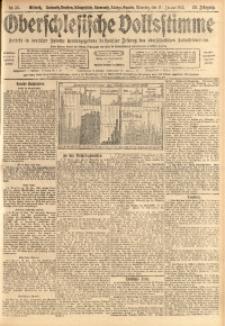 Oberschlesische Volksstimme, 1912, Jg. 38, Nr.23