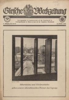 Giesche Werkzeitung, 1941, Jg. 8, Nr. 18/19
