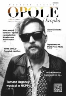 Opole i Kropka : magazyn miejski 2016, nr 11.