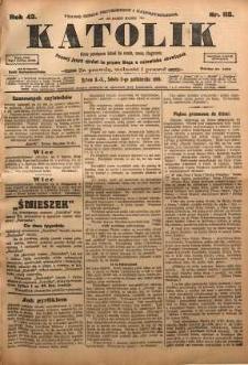 Katolik, 1909, R. 42, nr 118