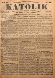 Katolik, 1909, R. 42, nr 130