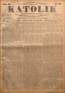 Katolik, 1909, R. 42, nr 131