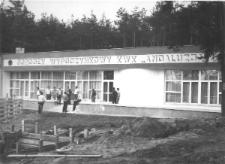 """Ośrodek Wypoczynkowy KWK """"Andaluzja"""" w Borowianach"""