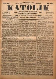 Katolik, 1909, R. 42, nr 146