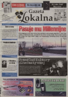 Gazeta Lokalna : tygodnik Kędzierzyńsko-Kozielski 2005, nr 8 (295).