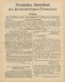 Kirchliches Amtsblatt des Fürstbischöflichen Ordinariats in Breslau, 1927, Stück 20