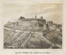 Special-Prospect des Schlosses zu Glatz
