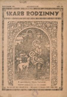 Skarb Rodzinny, 1924, R. 6, nr 12 [włśc. 10]