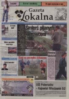 Gazeta Lokalna : tygodnik Kędzierzyńsko-Kozielski 2005, nr 32 (319).