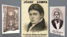 Józef Lompa. Ze zbiorów Biblioteki Śląskiej