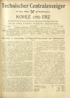 Kohle und Erz, 1918, Nr. 25/26