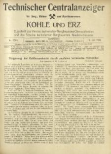 Kohle und Erz, 1918, Nr. 27/28