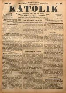 Katolik, 1910, R. 43, nr 54