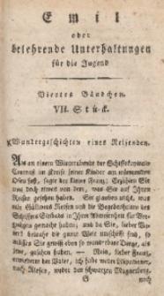 Emil oder belehrende Unterhaltungen für die Jugend, 1802, Jg. 2, Bd. 4, St. 7