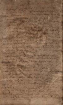 Matrikel Löwitz: Taufen, Trauungen und Bestattungen : 1715-1765.