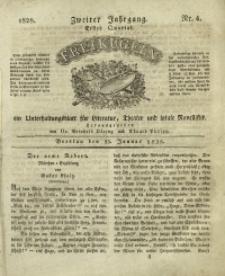 Freikugeln, 1828, Jg. 2, Nr. 4