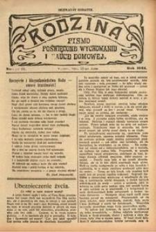 Rodzina, 1924, nr 11