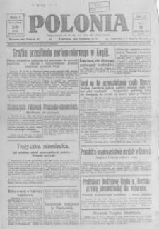 Polonia, 1924, R. 1, nr 7