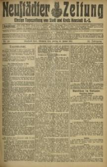 Neustädter Zeitung, 1912, Jg. 23, Nr. 20