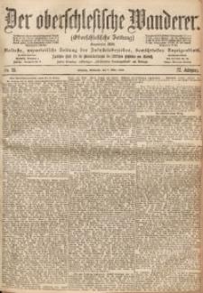Der Oberschlesische Wanderer, 1900, Jg. 72, Nr. 55