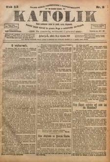 Katolik, 1919, R. 52, nr 8