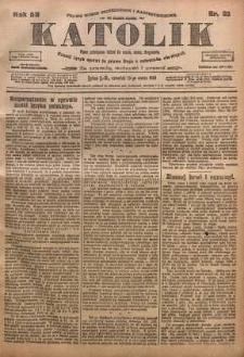 Katolik, 1919, R. 52, nr 31